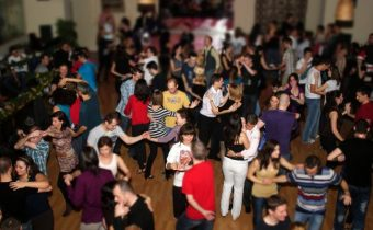 Things to do in Bratislava: Salsa and Latino Dancing in Bratislava