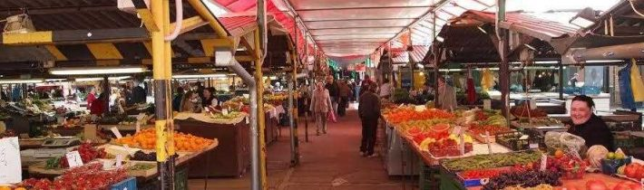 Things to do in Bratislava: Visit the Mileticova Market
